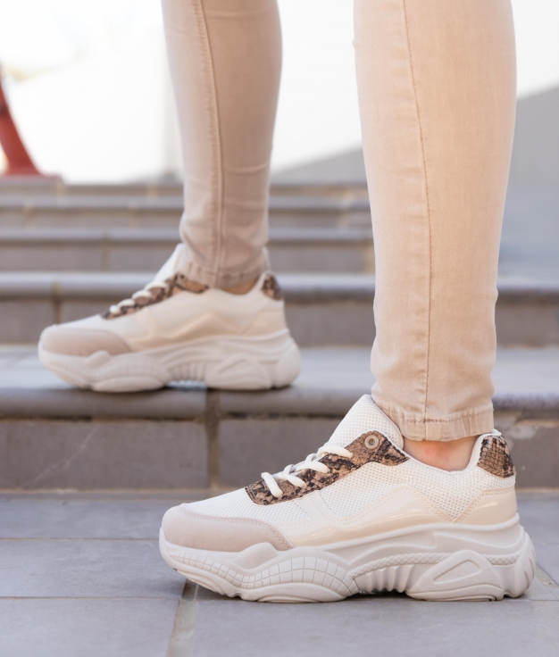 Sneakers Sonul - Kaki