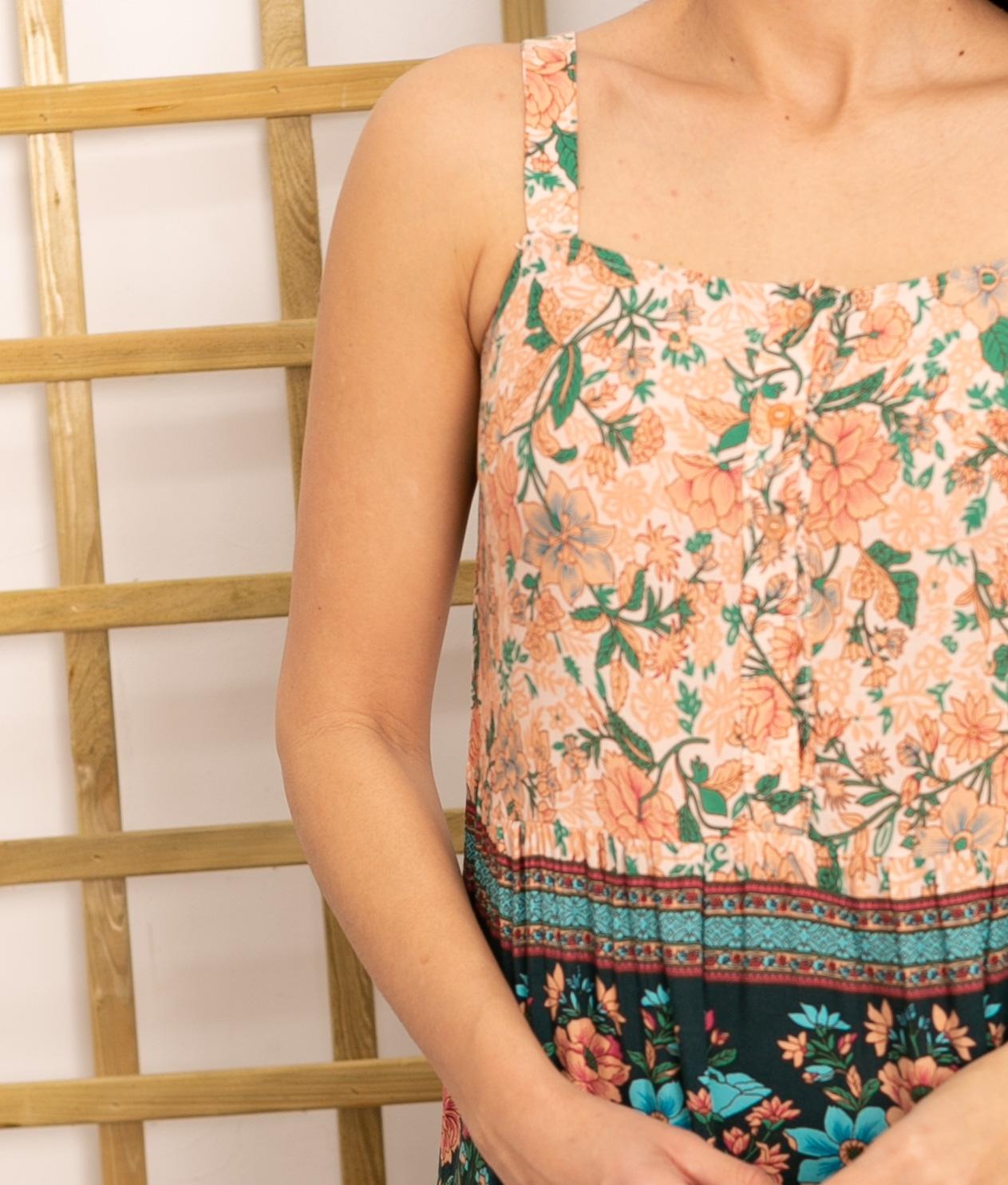 Vestido Mieles - Rosa