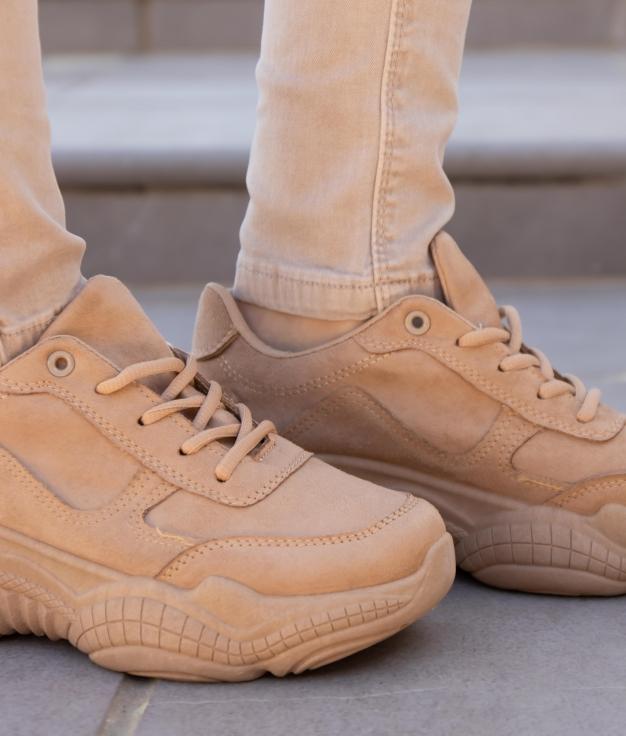 Sneakers Sonul - Bege
