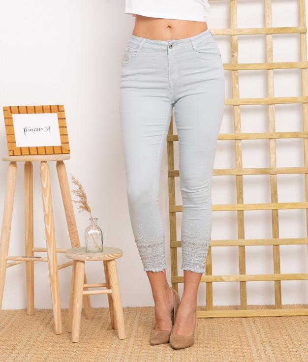 Pantaloni Berques - Blu