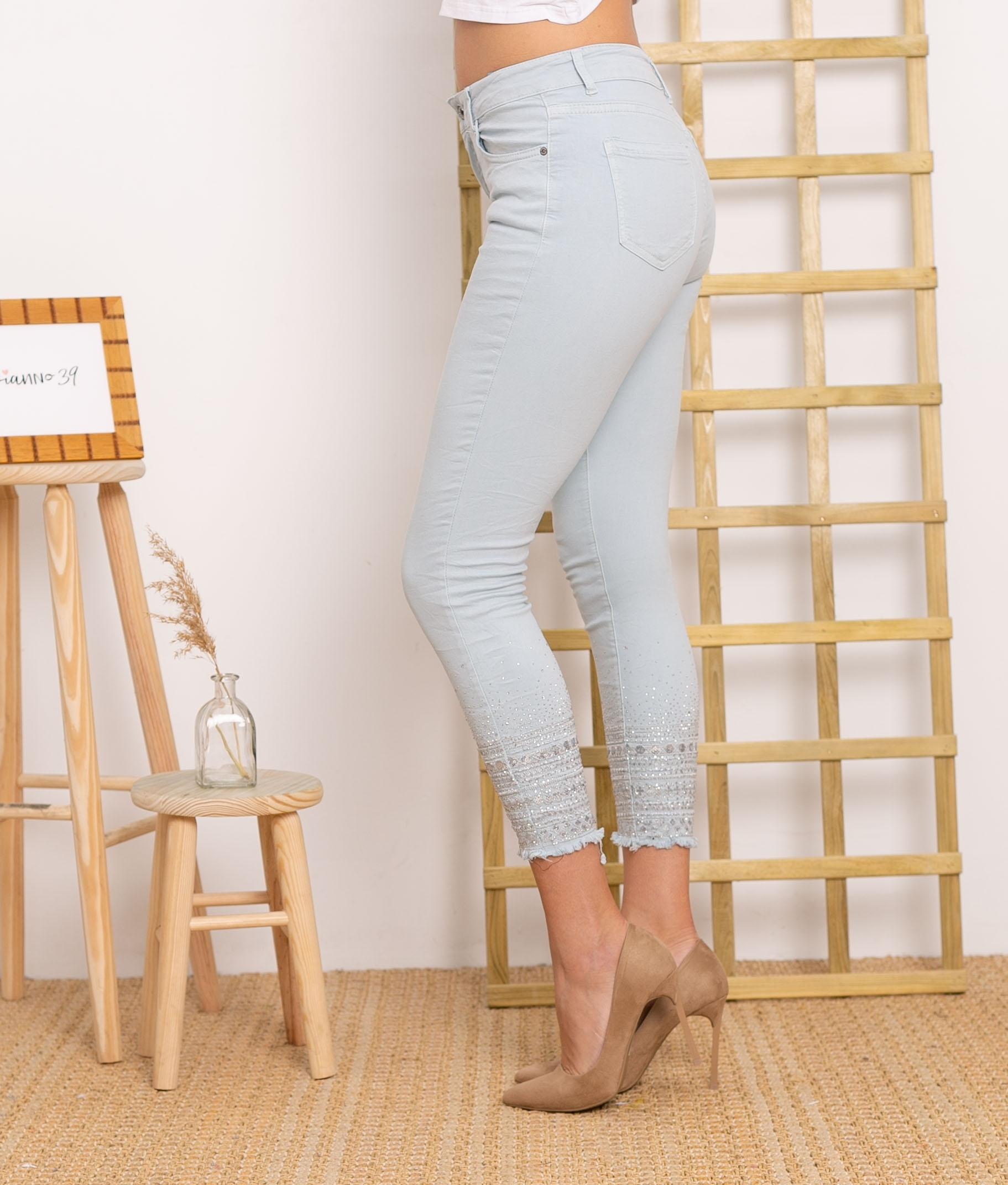 Trousers Berques - Blue