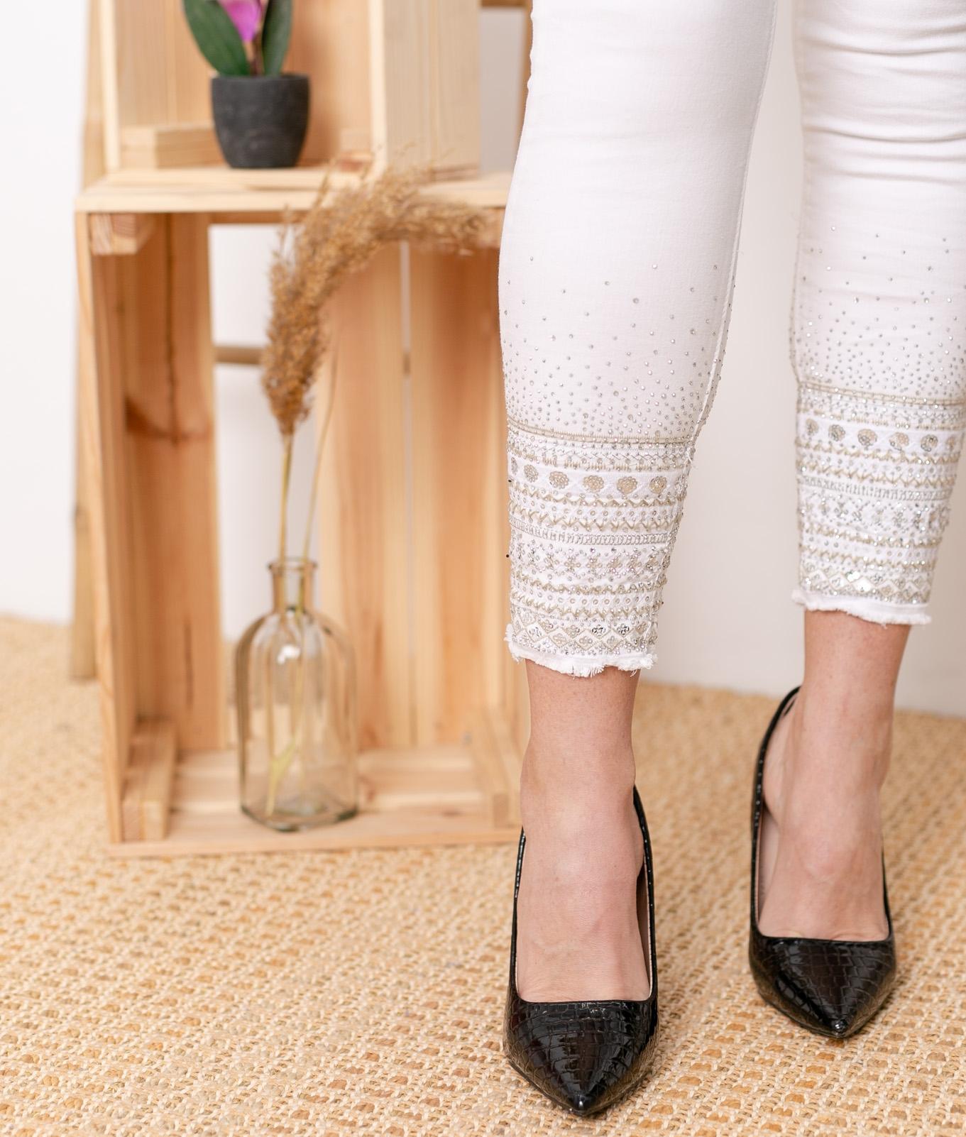 Pantaloni Berques - Beige