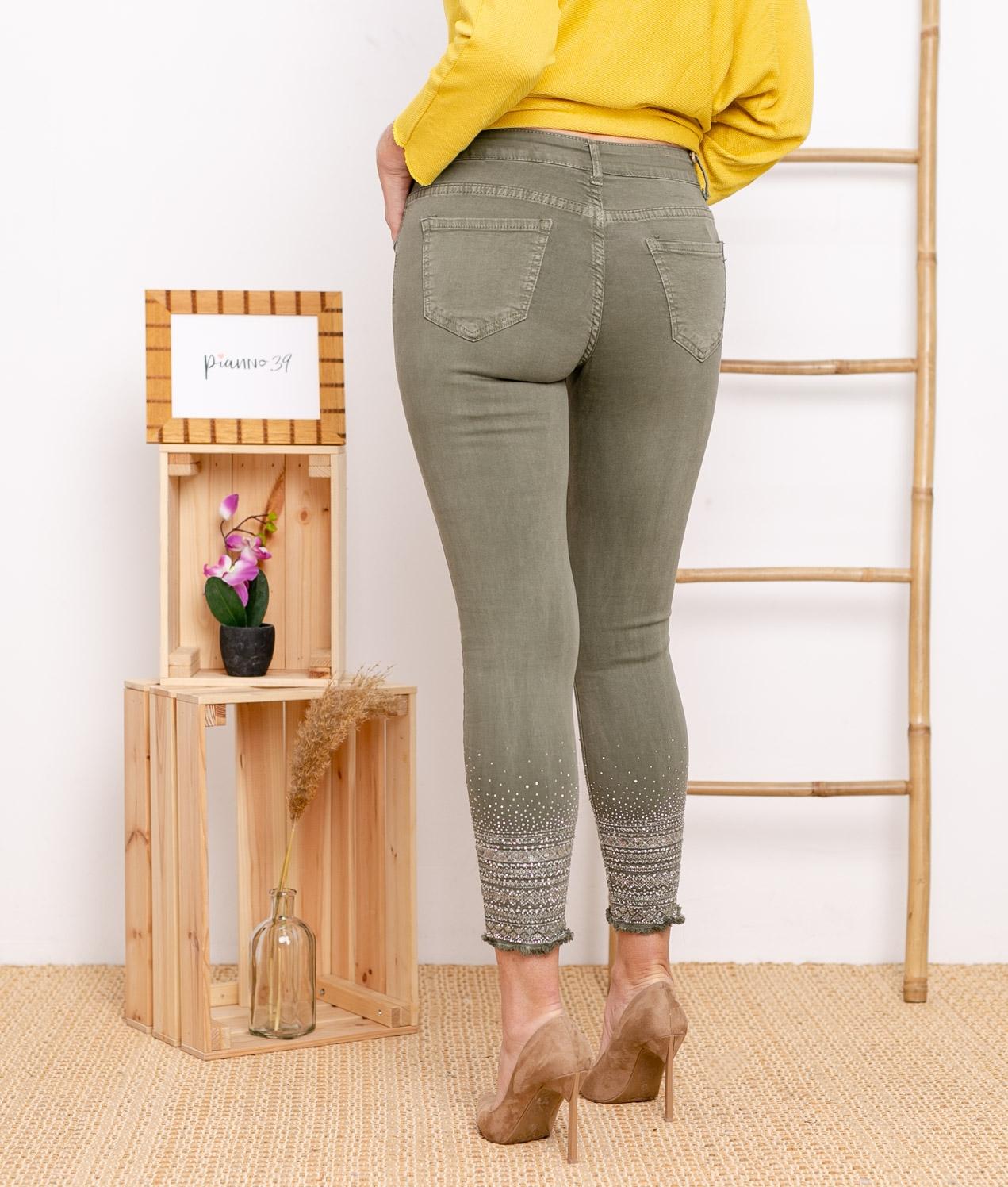 Pantalon Berques - Kaki