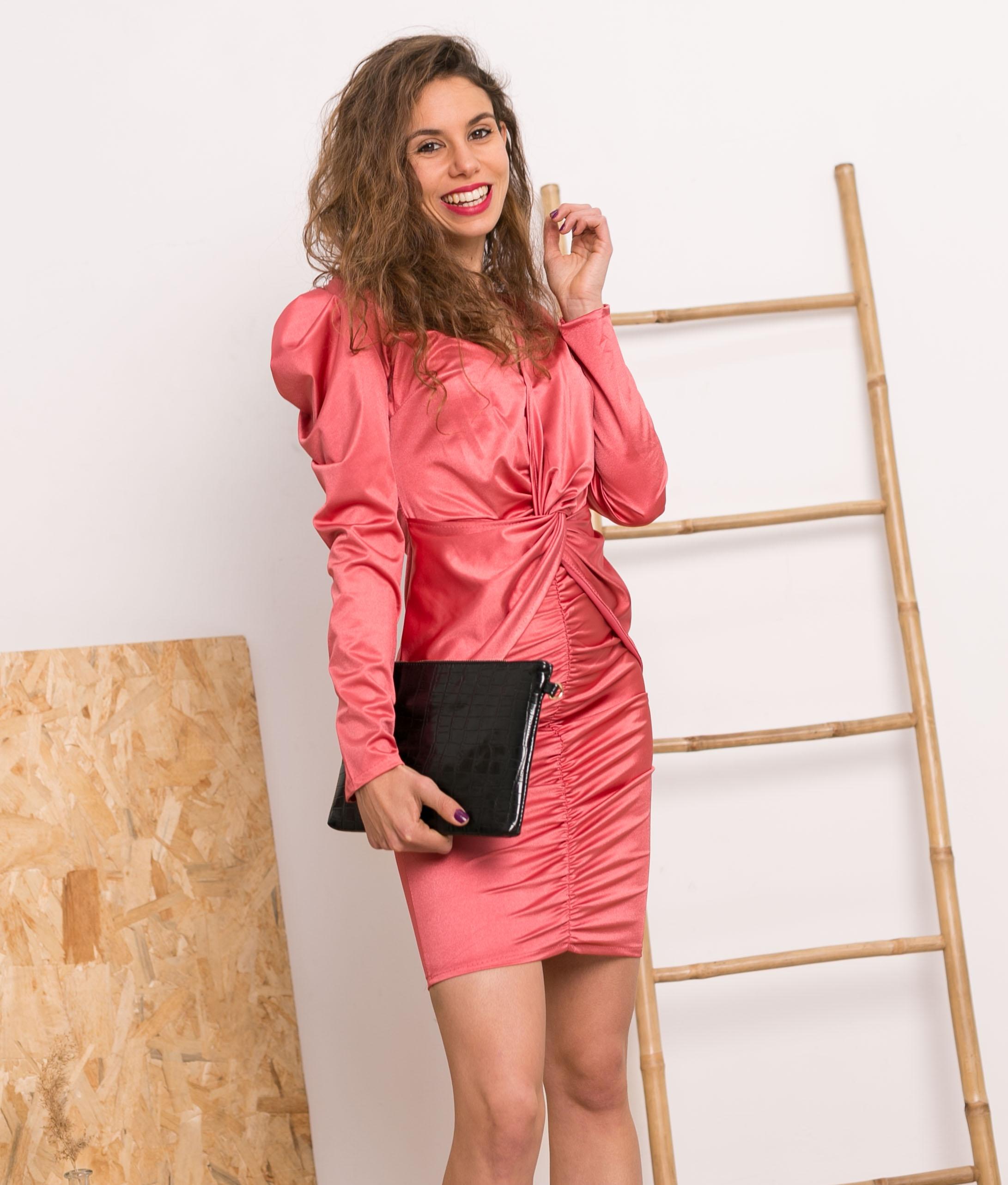 Vestido Kaniu - Rosa