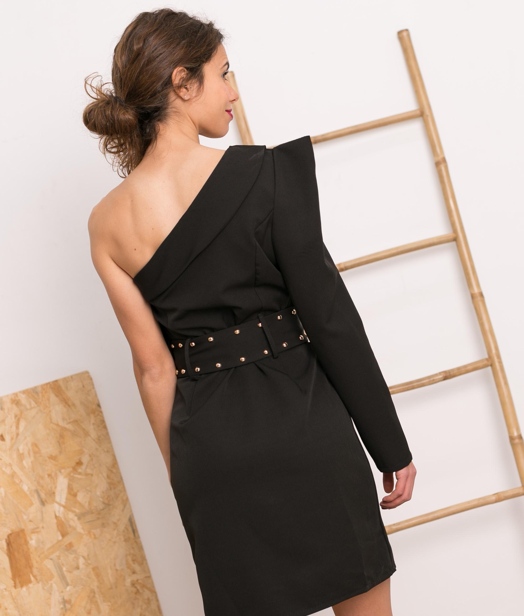 Vestido Julver - Black