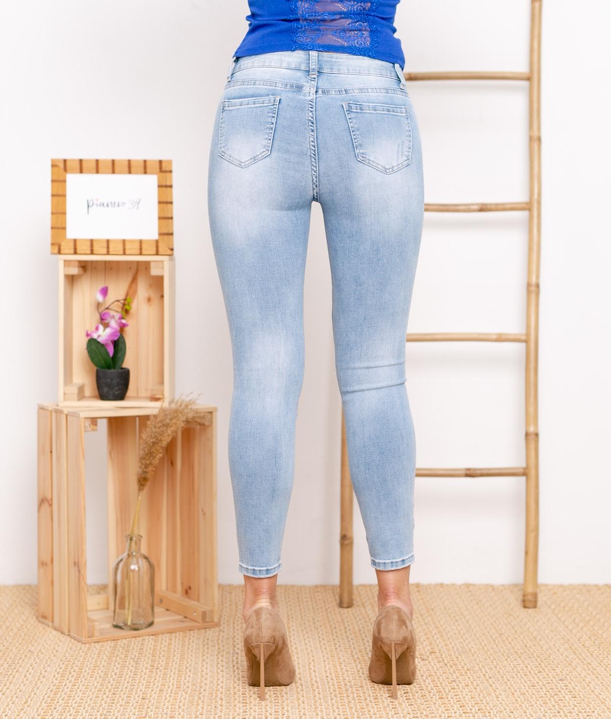 Trousers Chismer - Denim