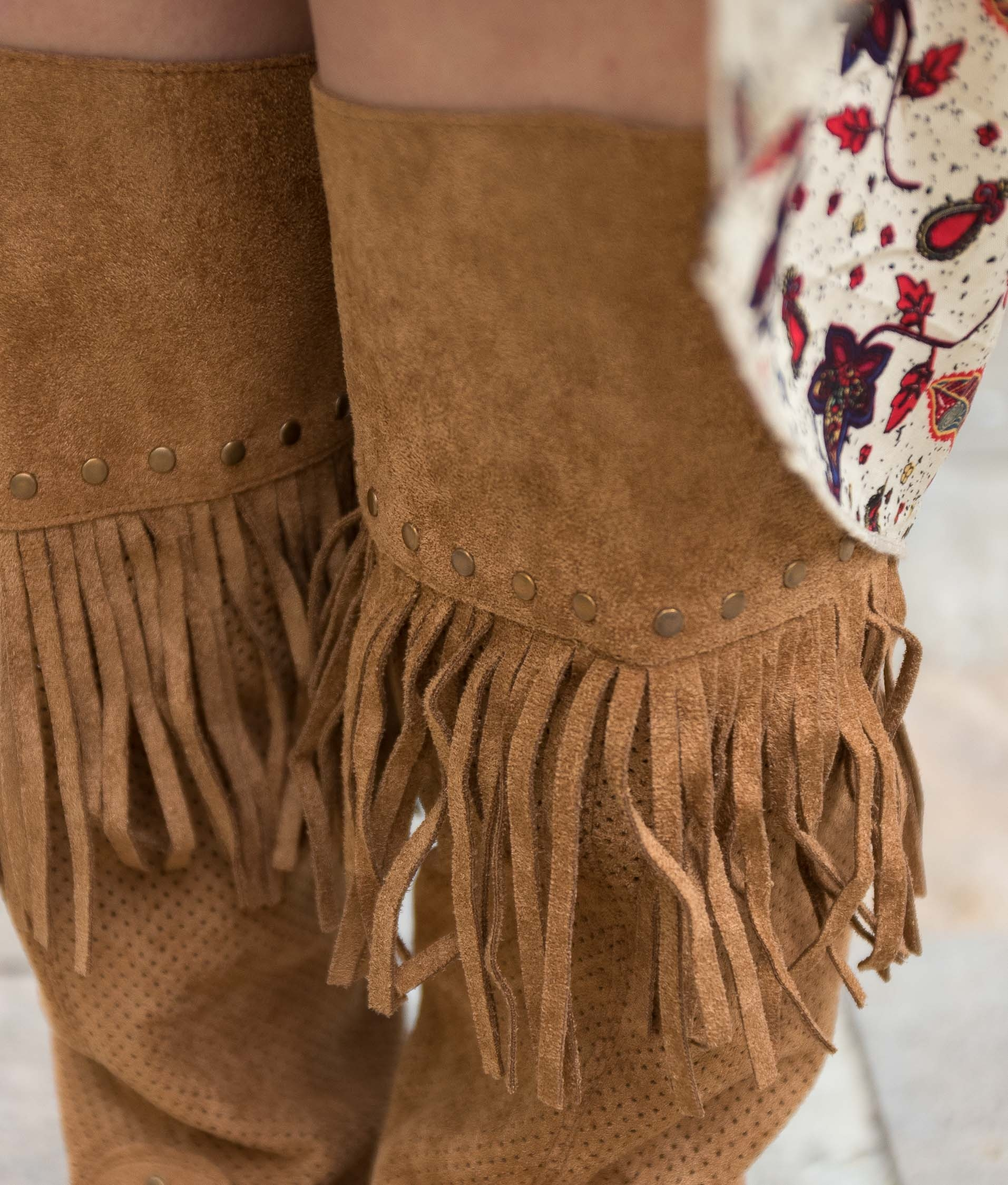 Indiani Boot Sarale - Camel