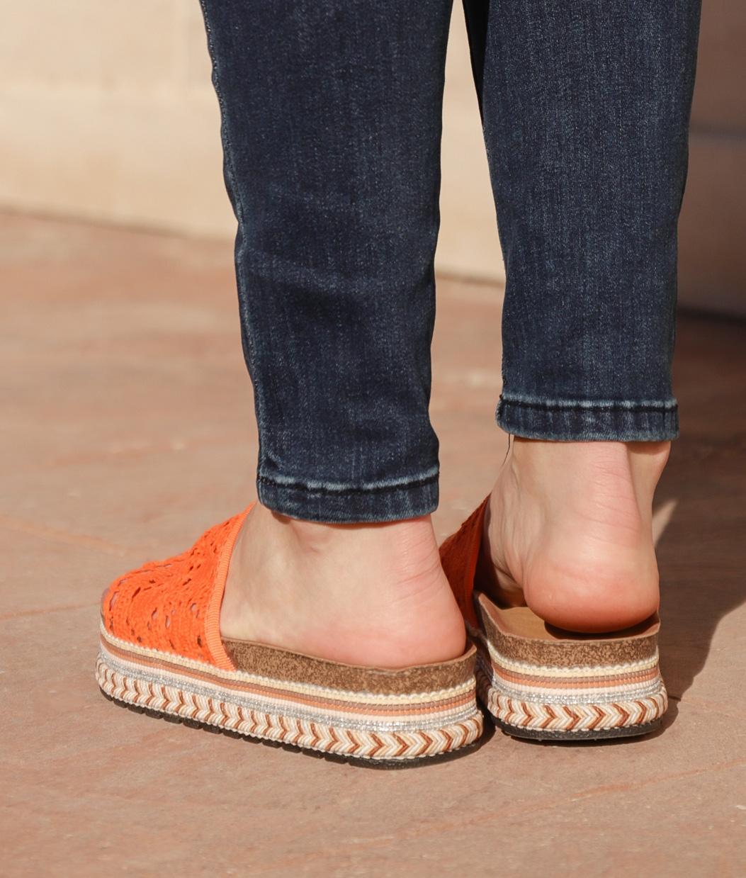 Sandale Cialco - Orange