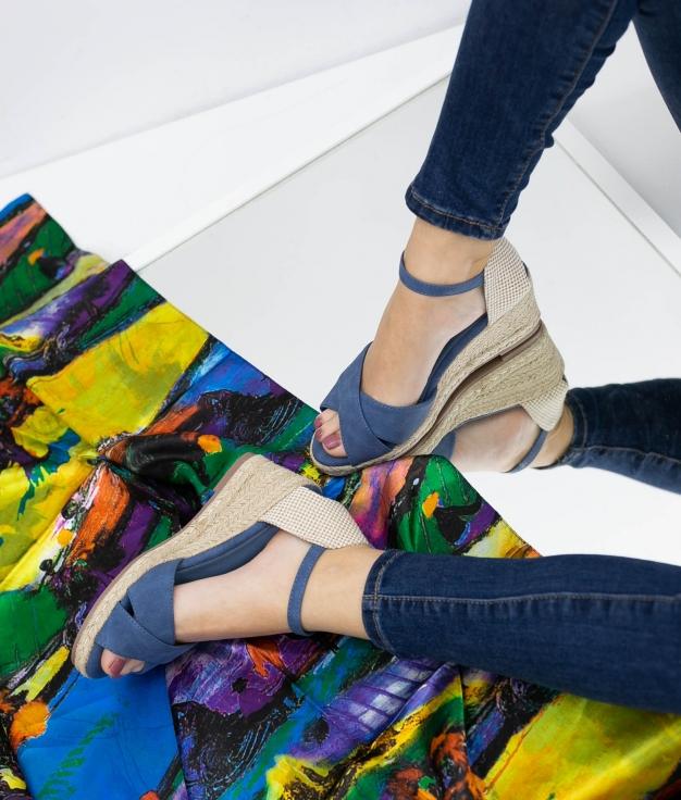 Wedge Heel Lodia Xti - Jeans