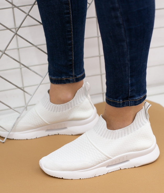 Sneakers Blunes Xti - White