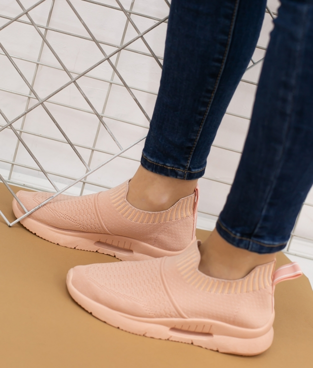 Sneakers Blunes Xti - Nude