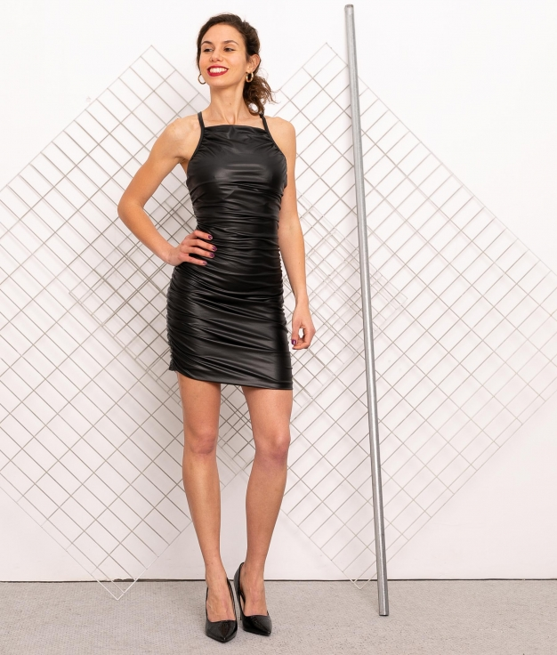Vestido Estuca - Nero