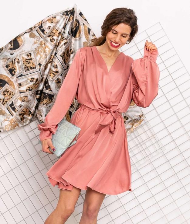 Vestido Caolip - Pink