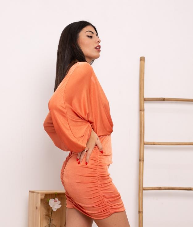 Vestido Eragon - Arancione