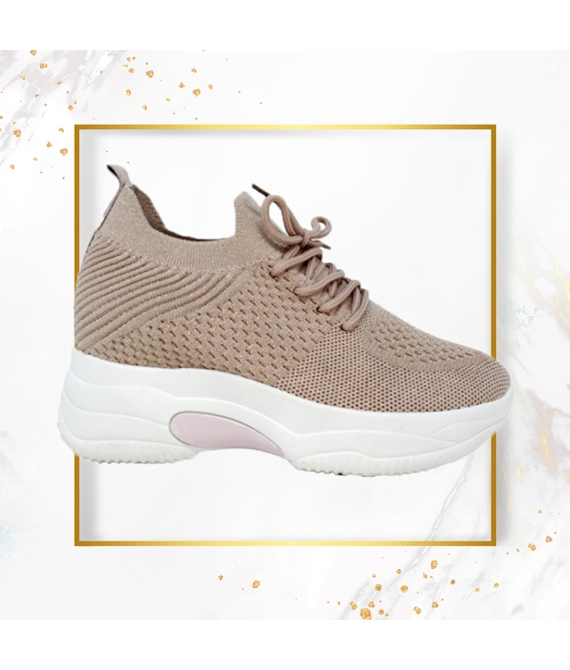 Sneakers Tokio - Rosa