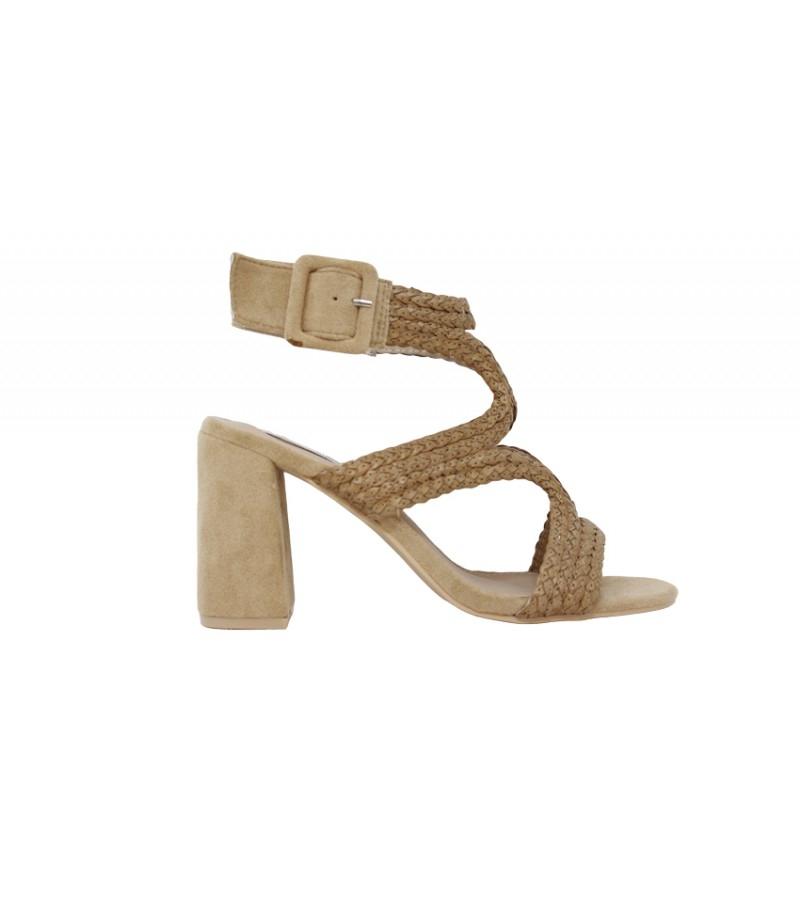 High Sandal Oracu - Jeans