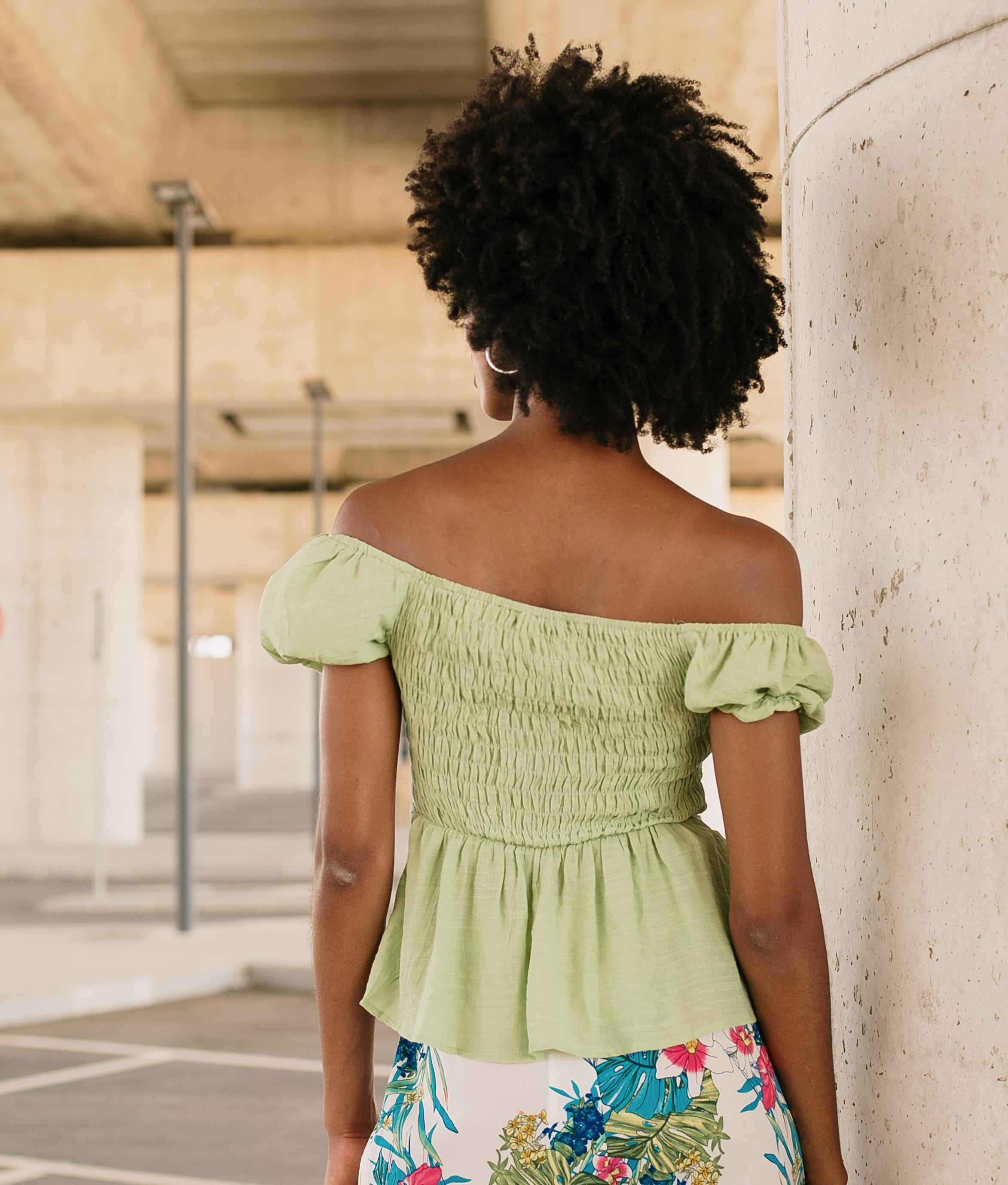 Shirt Sonam - Green