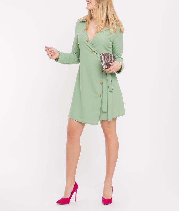 Dress Firdos - Green