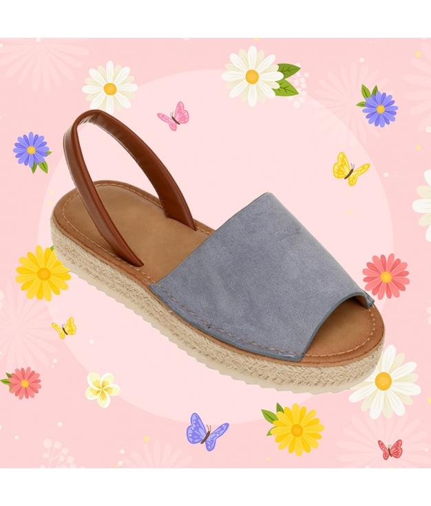 Menorquina Aniston - Azul