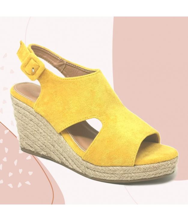 Cuña Dalia - Amarelo