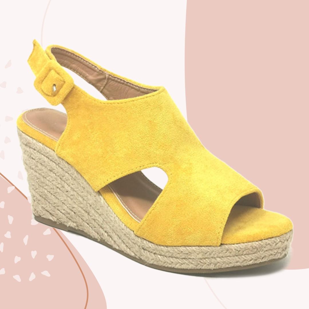 Cuña Dalia- Amarilla