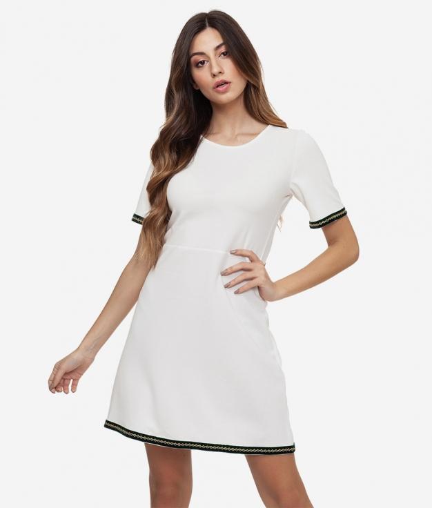 Vestido Madara - Branco