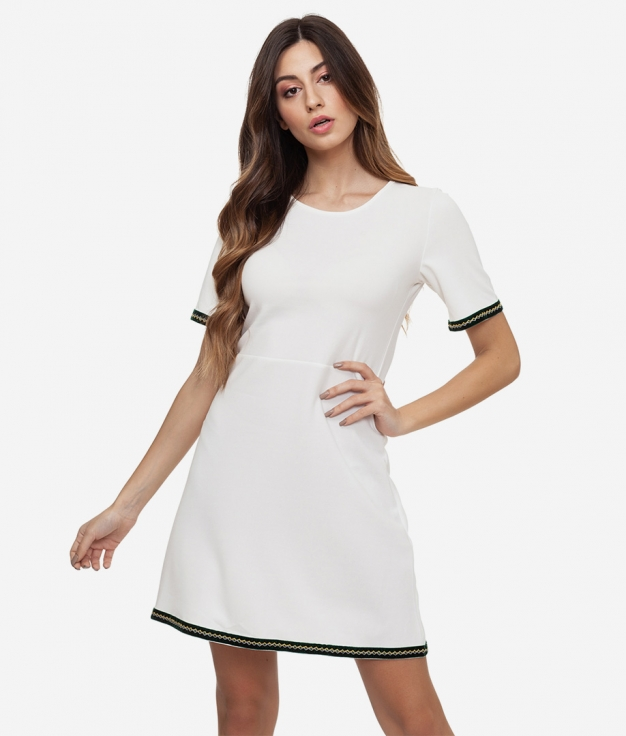 Vestido Madara - White