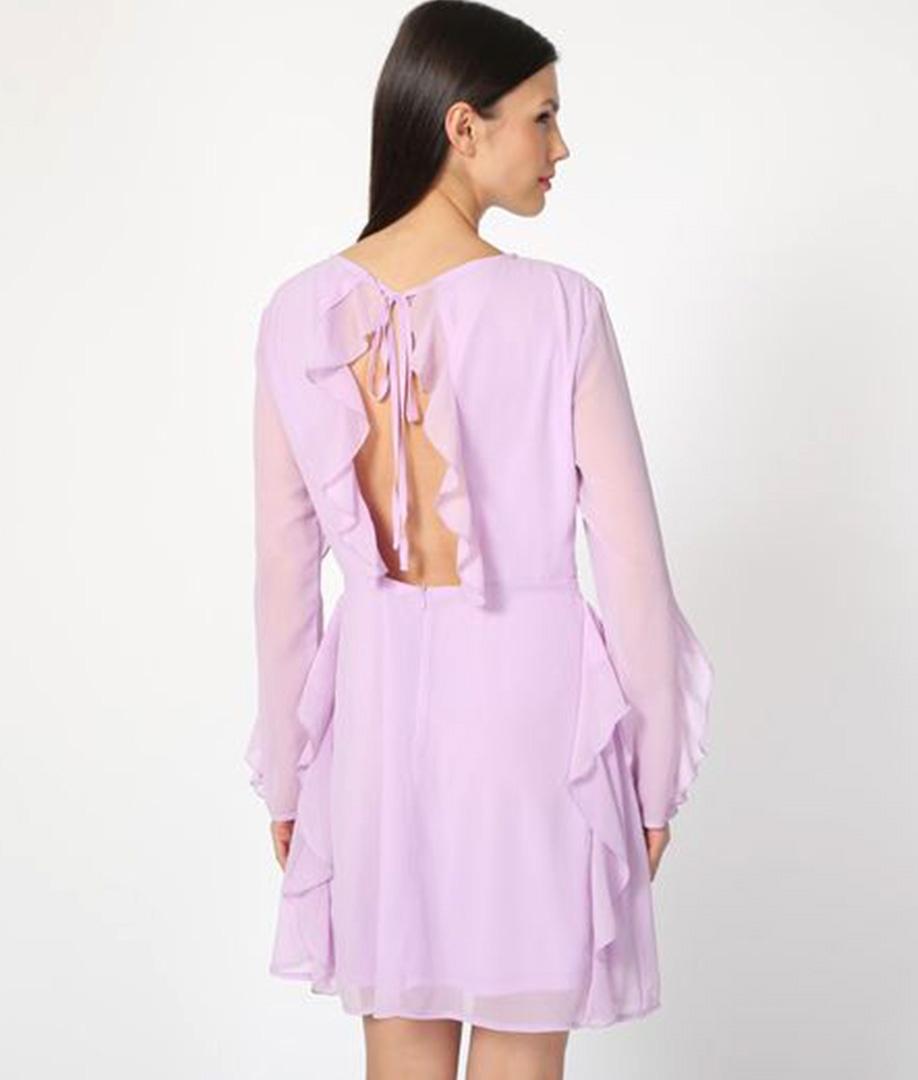 Vestido Nagato - Lilla