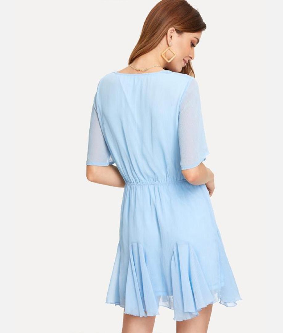 Robe Orochimaru - Bleu