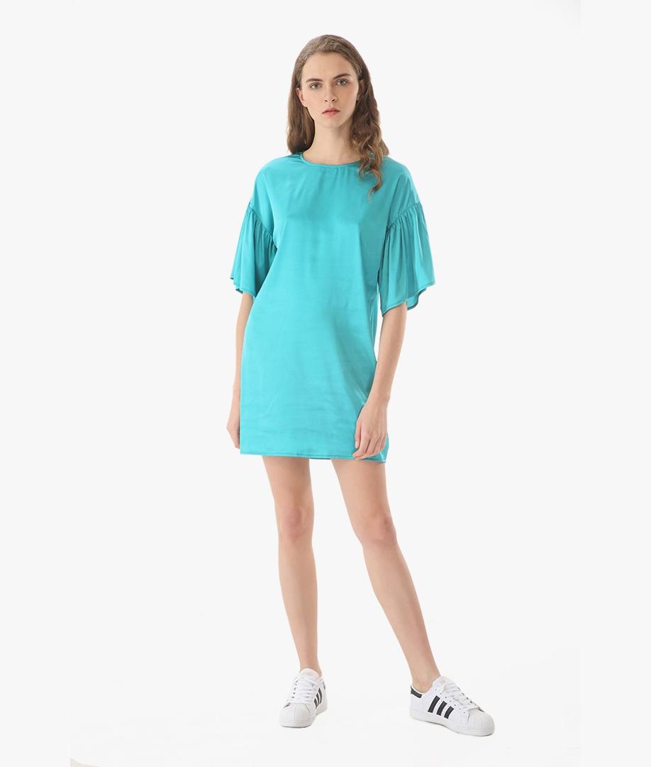 Vestido Temari - Turquoise