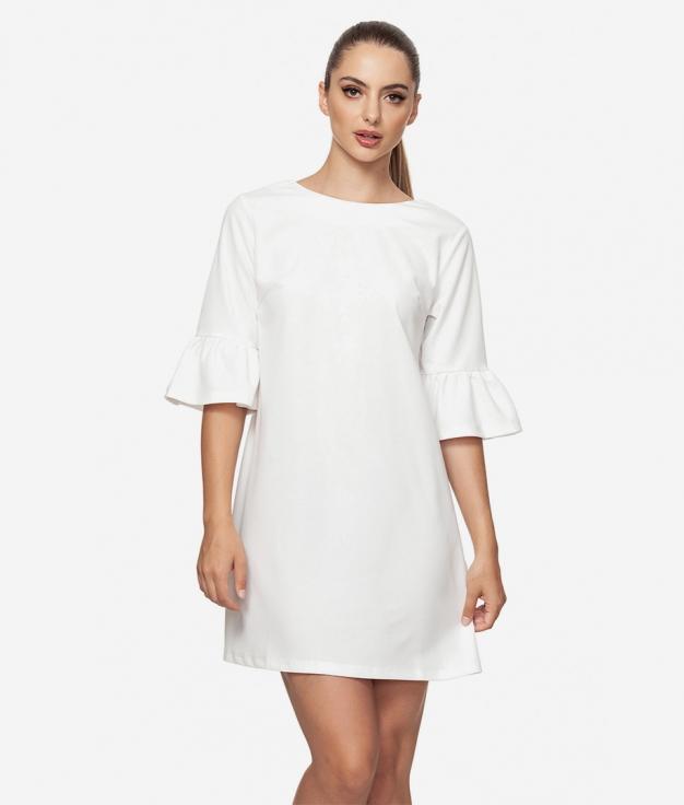 Vestido Iruka - White