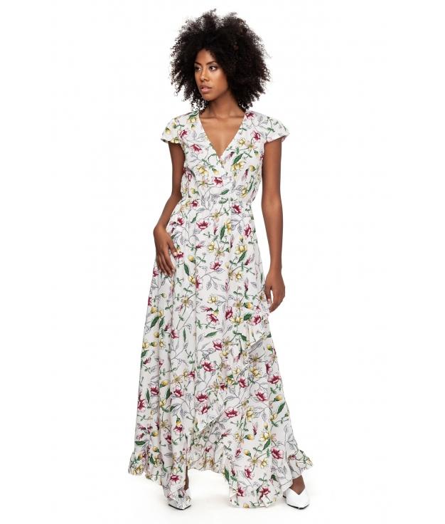 Vestido Kabuto - Branco