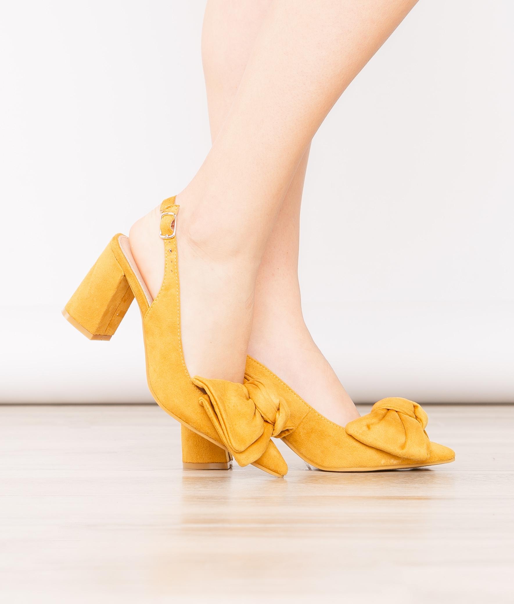 Zapato de Tacón Navet - Negro