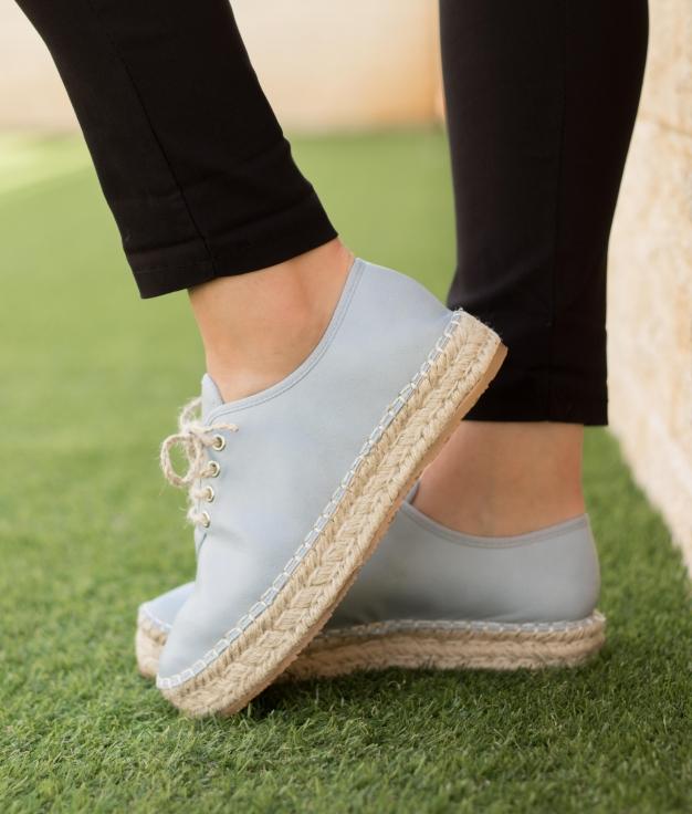 Sapato Merat - Azul Celeste