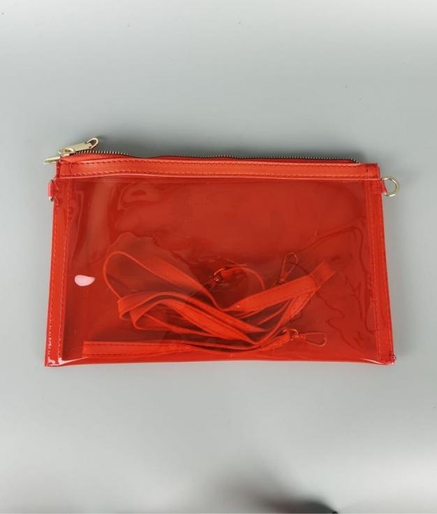 Bag Plas - Red