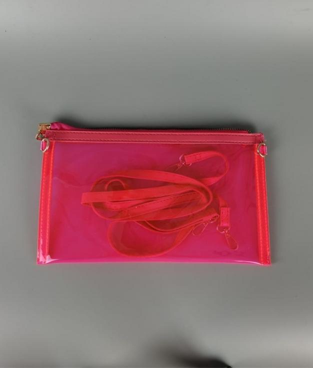 Bag Plas - Fuchsia
