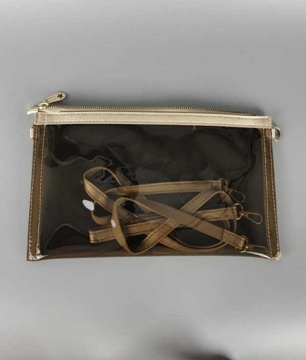 Bag Plas - Gold
