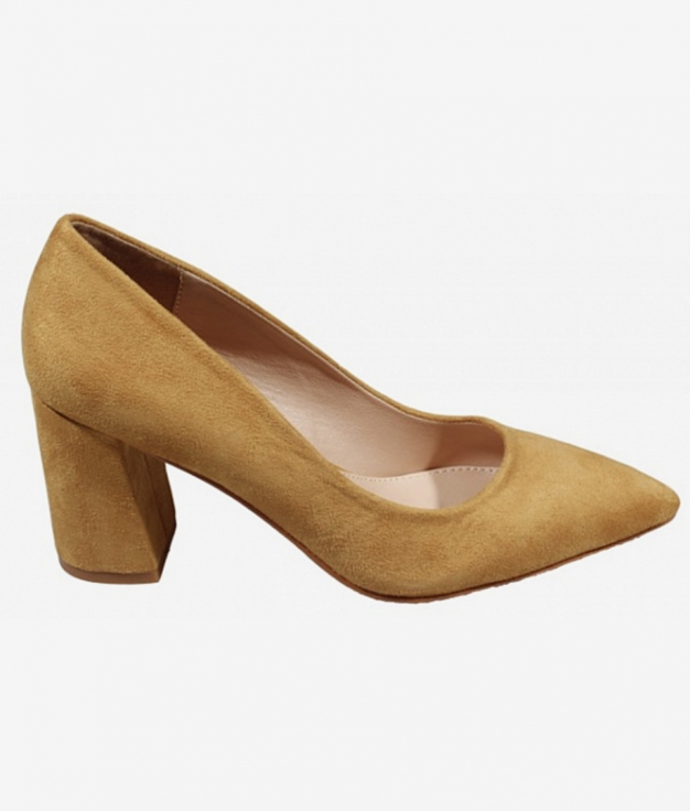Zapato Unay - Amarillo