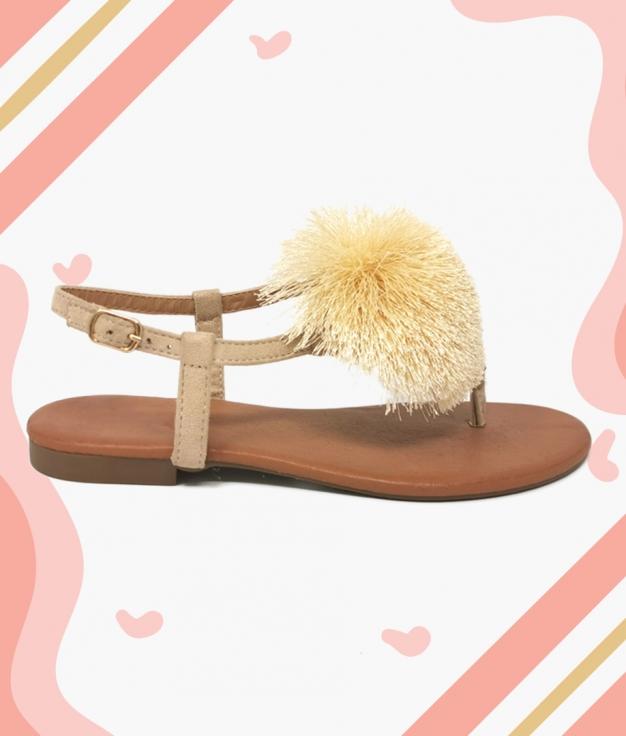 Sandal Yeye - Beige