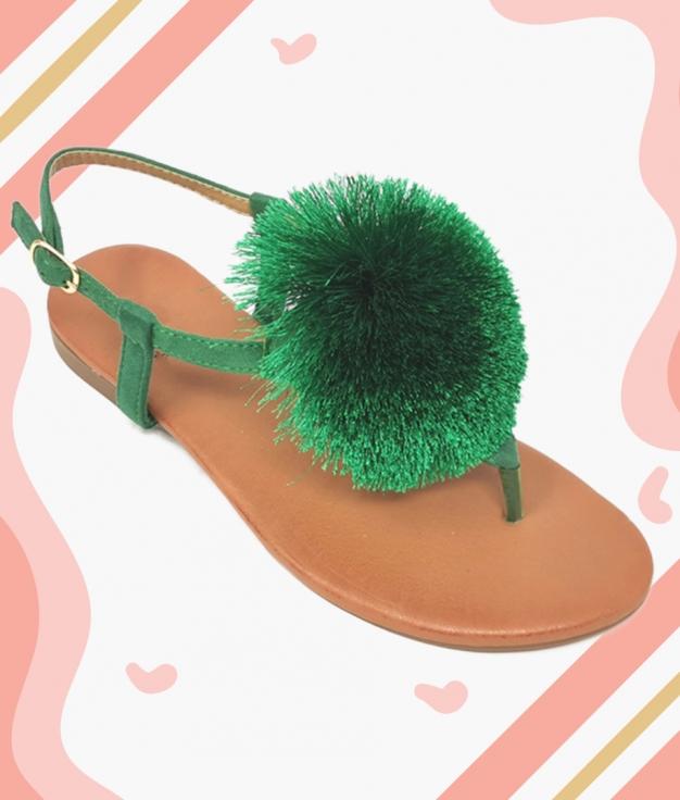 Sandal Yeye - Green