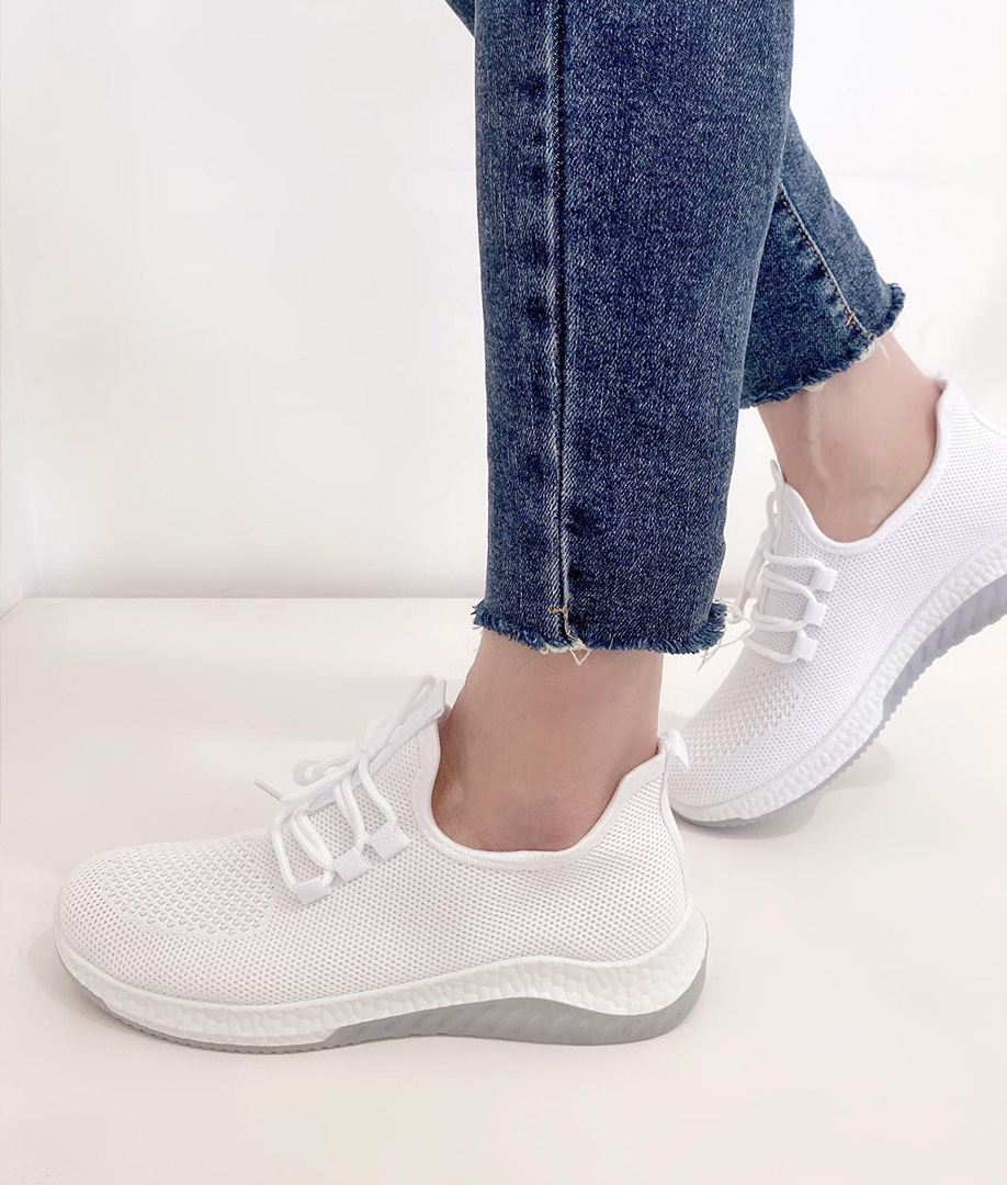 Sneakers Ronda - Blanco
