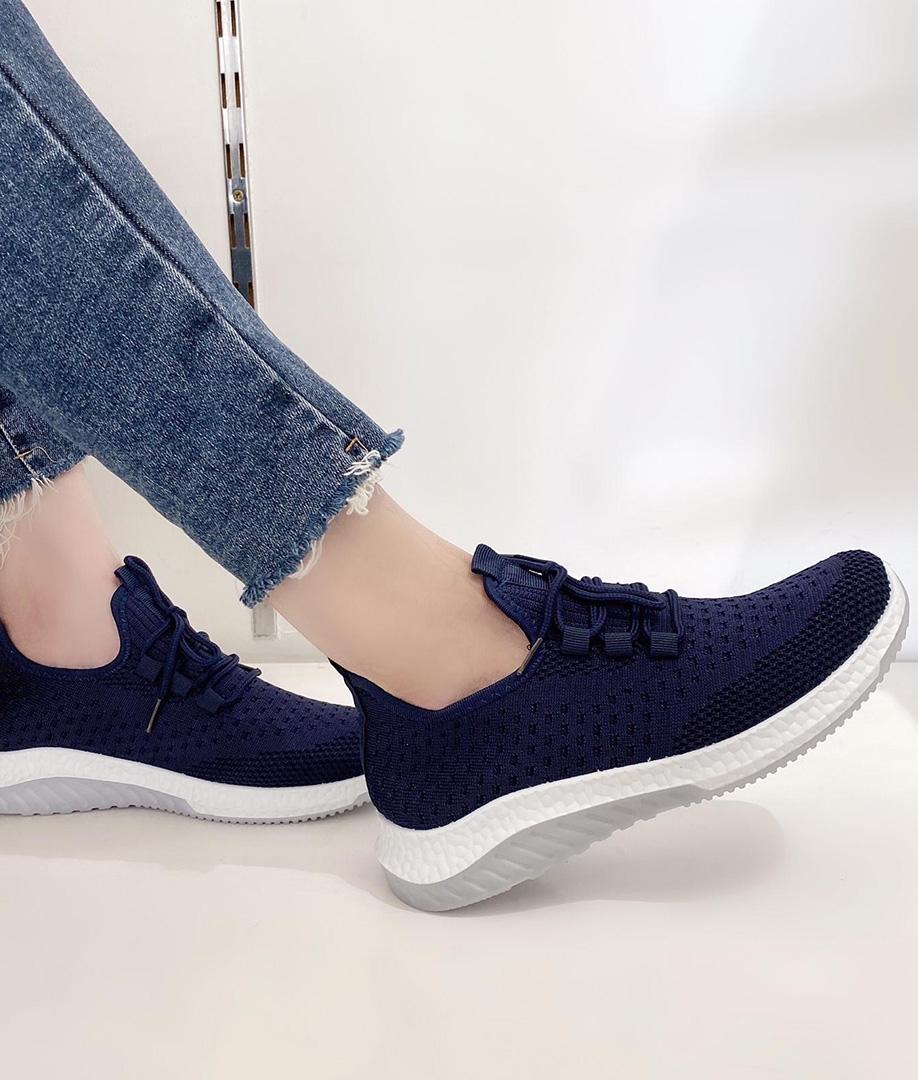 Sneakers Ronda - Bleu Navy