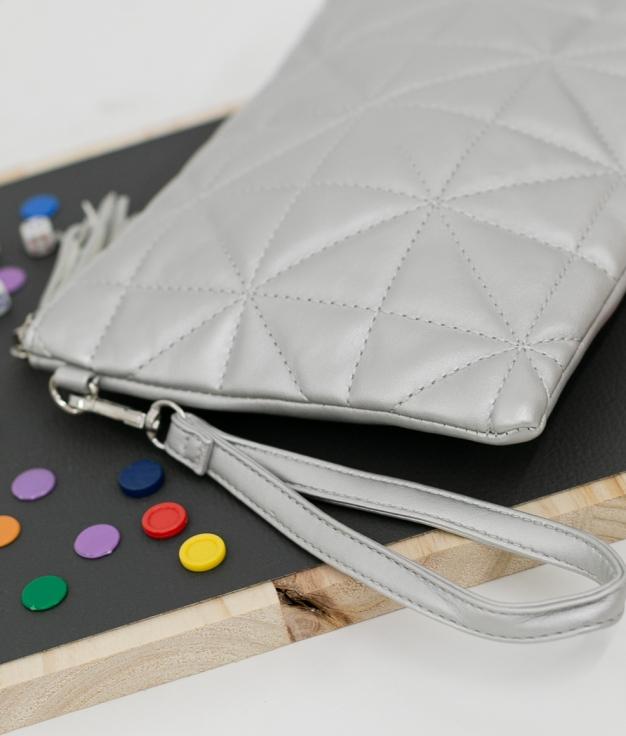 Bag Flosti - Silver