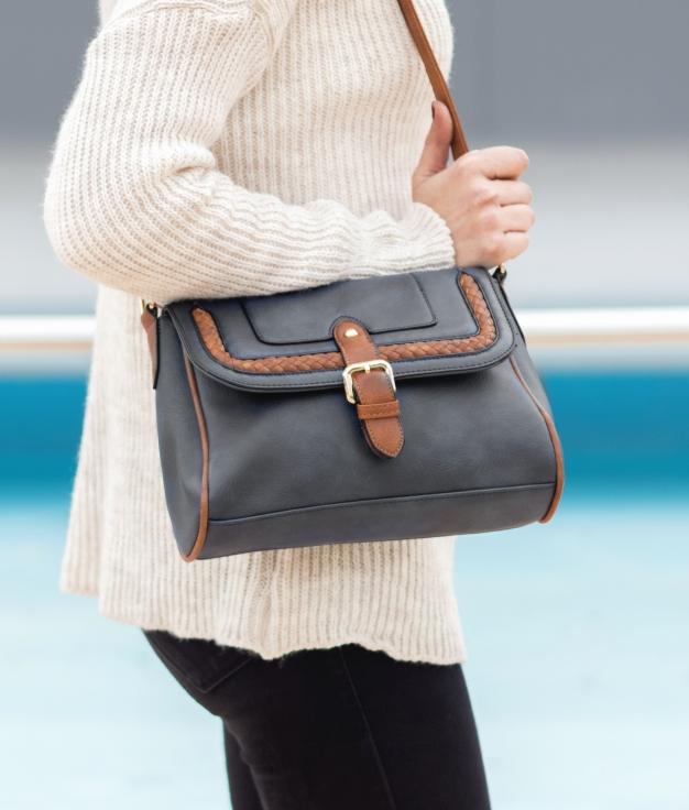 Bag Georgia - Black