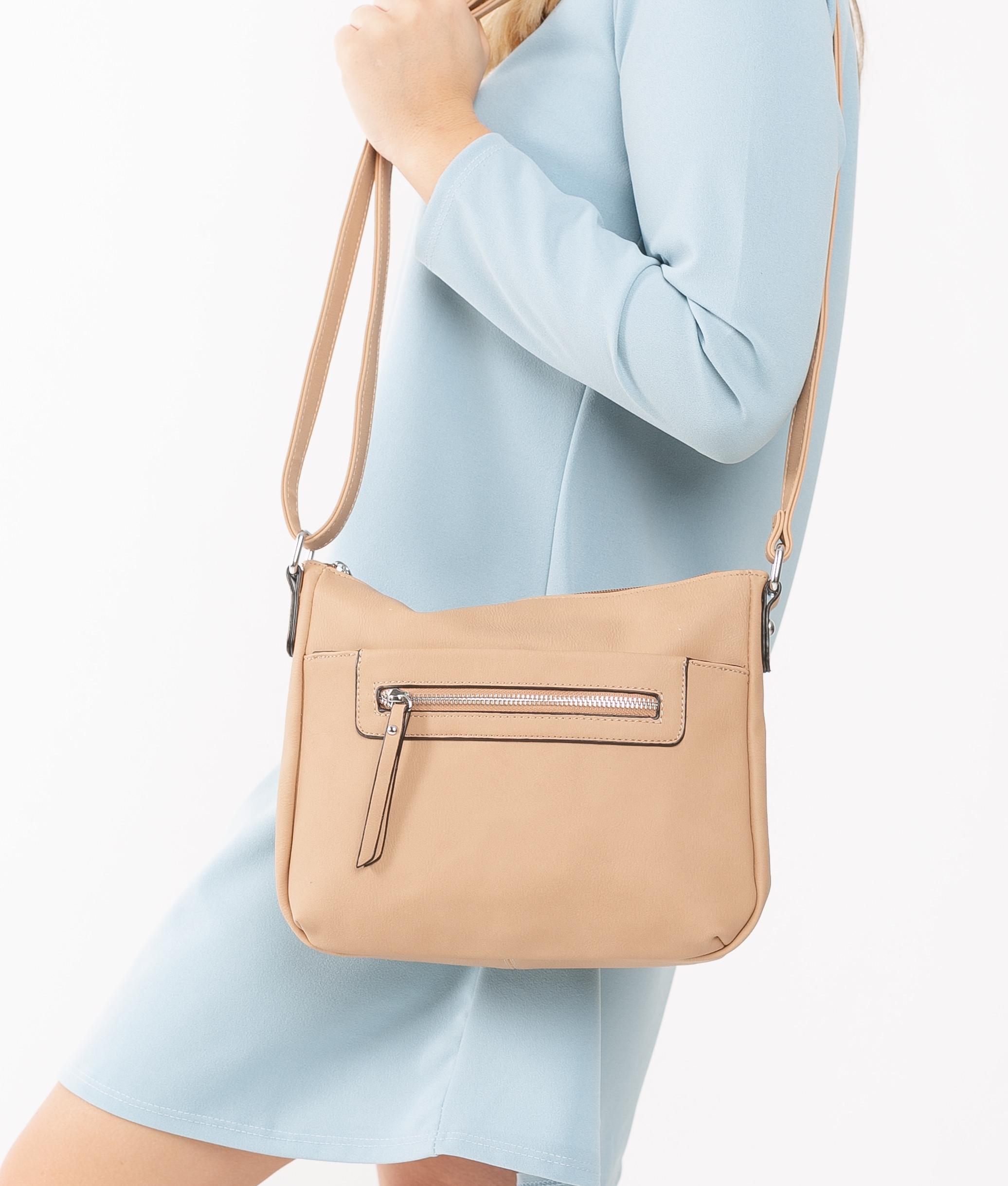 Shoulder bag Lisy - Kaki