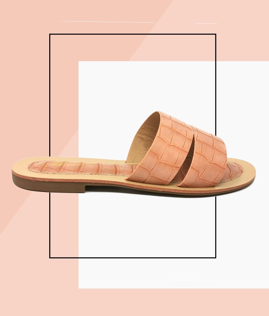 Flat Sandal Rueda - Pink