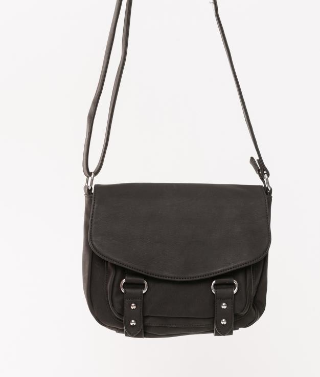 Shoulder bag Rob - Black