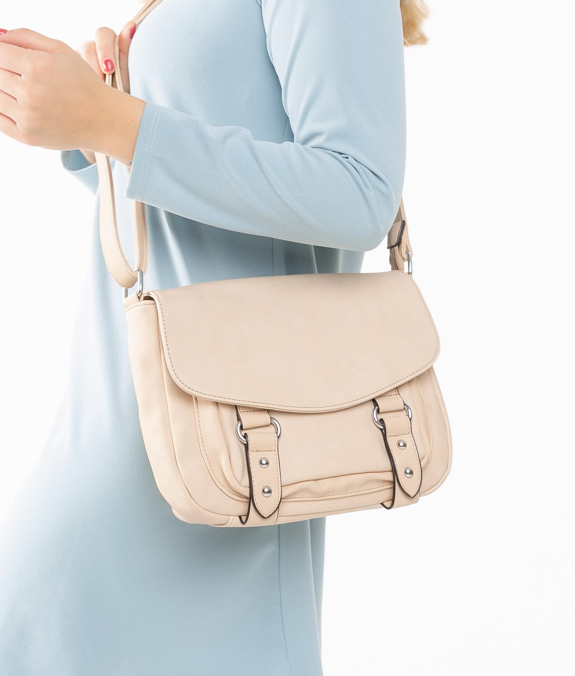 Shoulder bag Rob - Kaki