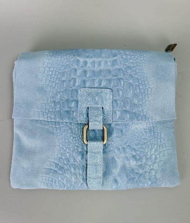 Bag Arabia 100% Piel - Blue