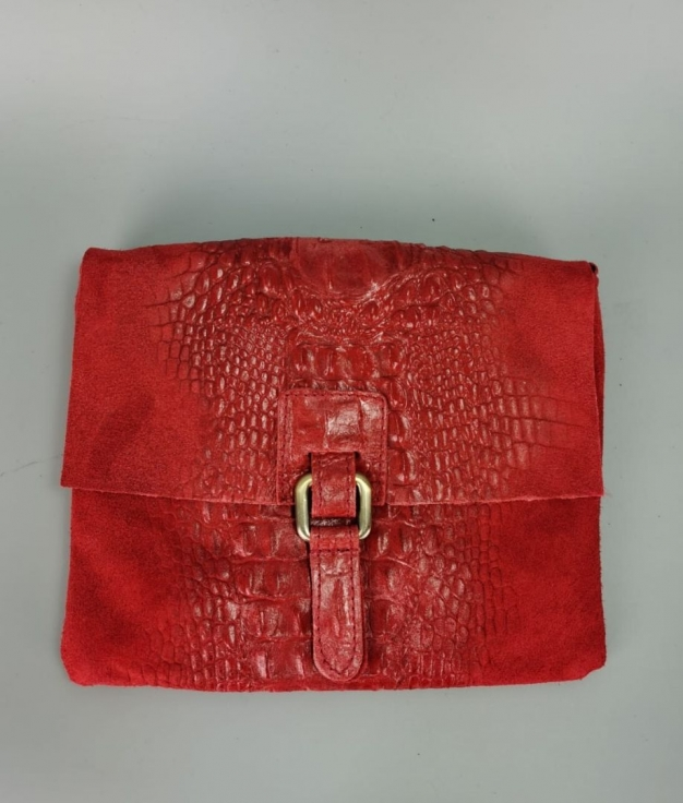 Bag Arabia 100% Piel - Red